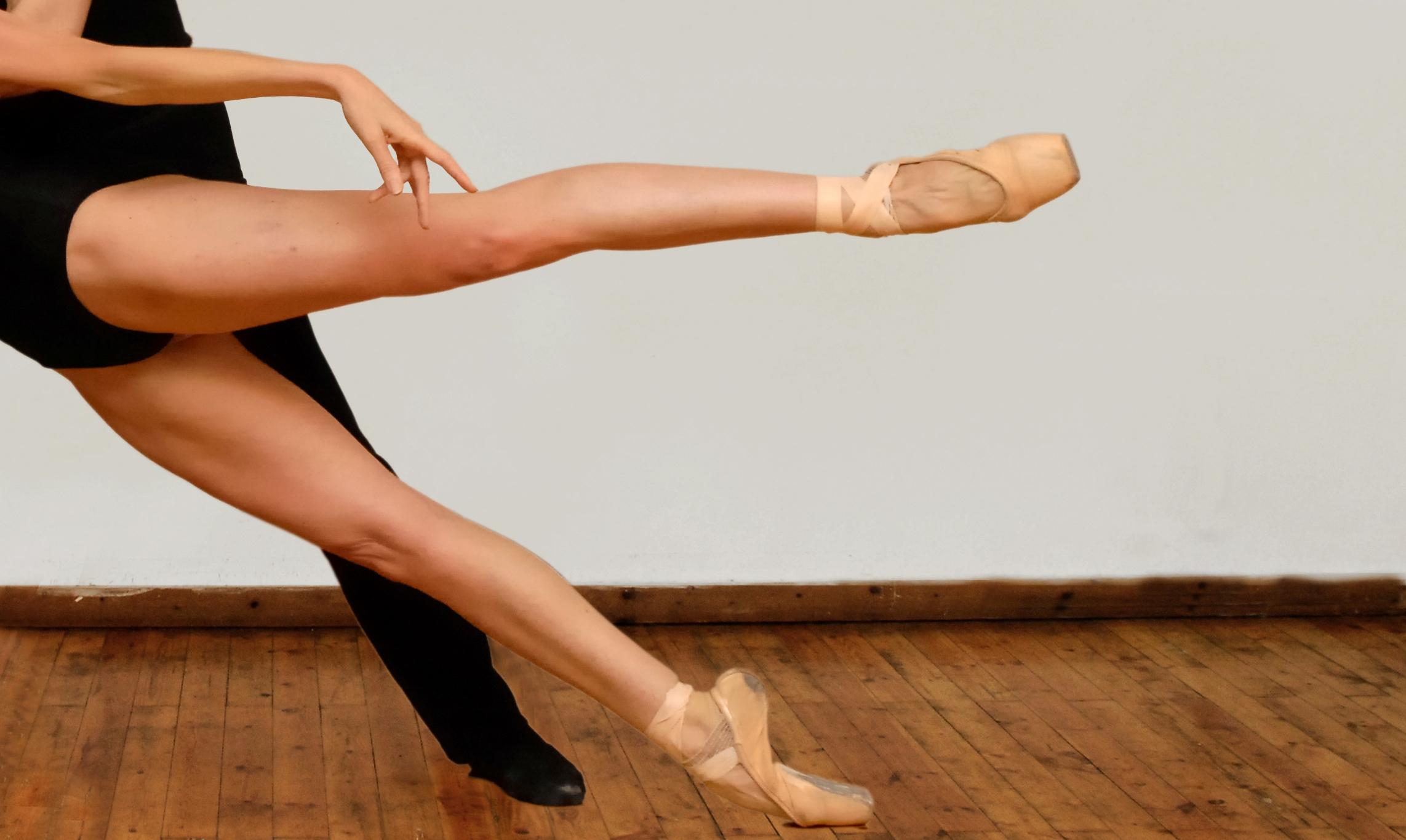 Le punte da usare per la danza classica very cool magazine for Immagini di ballerine di danza moderna