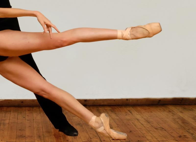 Cd per lezione di danza