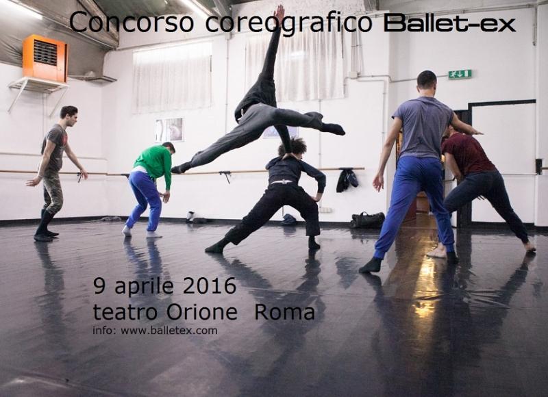 Concorso coreografico Ballet-ex