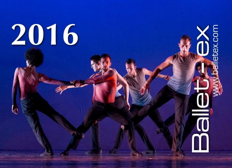 Novità:Calendario Ballet-ex