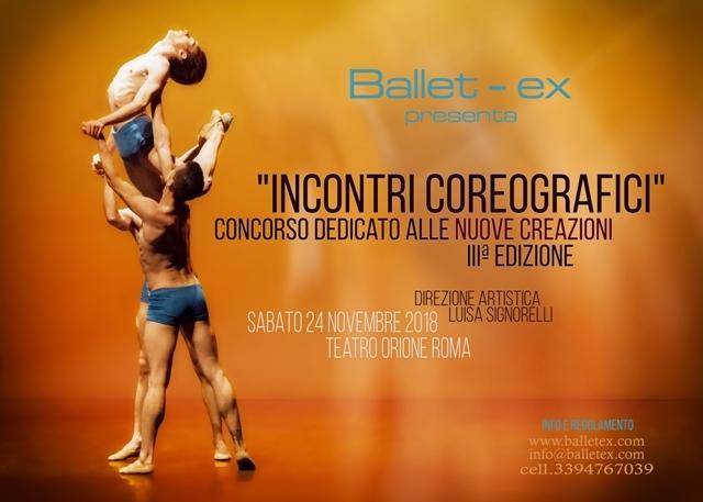 Incontri coreografici