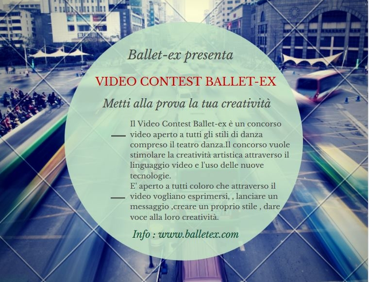 Video contest Ballet-ex